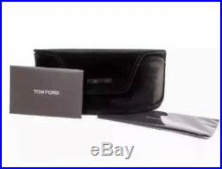 Tom Ford Christopher-02 FT0633 TF 633 01A Black Gold Grey Lens Men Sunglasses