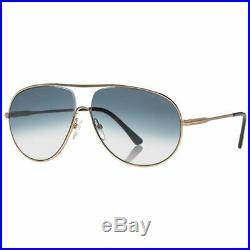 Tom Ford Cliff Sunglasses Blue Gradient with Blue Gradient Lens Men FT0450 28P
