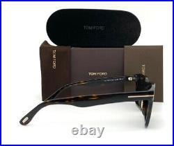 Tom Ford DAX FT0751 52N Dark Havana / Green 50mm Sunglasses TF0751