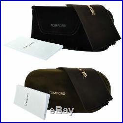 Tom Ford Dalton TF0381 60B Beige Horn Aviator Folding Unisex 100% UV Sunglasses
