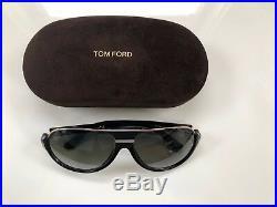 Tom Ford Dimitry Sunglasses TF0334 59-14 (Black)