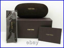 Tom Ford Dimitry TF 0334 01P Black & Gold Gradient Sonnenbrille Sunglasses 59mm