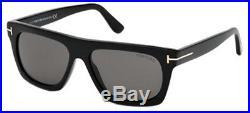 64b078bbc4 Tom Ford ERNESTO-02 FT 0592 shiny black grey (01A A) Sunglasses ...