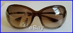 Tom Ford Eyewear Jennifer 61MM Round Sunglasses Price $390