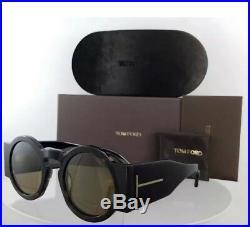 Tom Ford FT TF 603 52J Tatiana-02 Dark Tortoise Brown Women Sunglasses New Italy