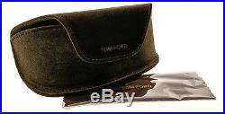Tom Ford FT0360/S 01B ALANA Black/Gold Oval sunglasses