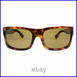 Tom Ford FT0440 53J Havana Rectangular 100% UV Brown Lens Sunglasses