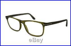 Tom Ford FT5356 096 Crystal Dark Eyeglasses