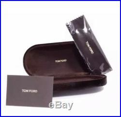Tom Ford FT5493 001 49mm Shiny Black Women Eyeglasses Frames Rxabl Authentic New
