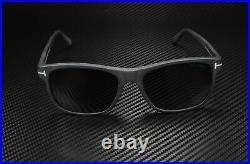 Tom Ford Giulio FT0698 02V Matte Black Blue 59 mm Men's Sunglasses