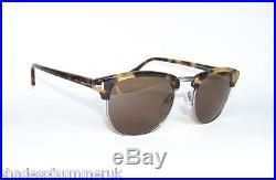 0d6205d718b Tom Ford Henry Ft0248 55j Coloured Havana Roviex Brown Sunglasses 51 James  Bond