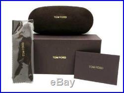 Tom Ford Hugh Sunglasses Shiny Black Polarized Green Ft 0337 01n Made In Italy