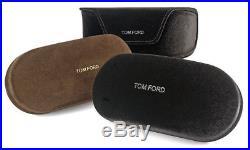 70c6b4eea5d Tom Ford Hugh Sunglasses Shiny Dark Havana Torte Brown Ft 0337 56j Made In  Italy