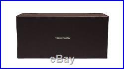 Tom Ford Justin Men's Sunglasses FT0467 50H Dark Brown Gold/Brown Polarized Lens