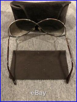 Tom Ford MIRANDA Sunglasses With Case & Cloth