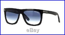Tom Ford MORGAN FT 0513 black/blue shaded (01W) Sunglasses