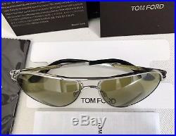 Tom Ford Marko Mens 007 Skyfall Aviator Sunglasses FT0144 18N