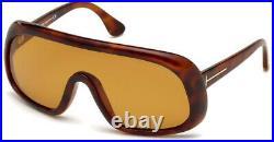 Tom Ford Men's FT0471-56E Sven 00mm Havana Sunglasses