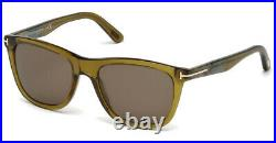 Tom Ford Men's FT0500-98E-54 Andrew 54mm Dark Green Sunglasses