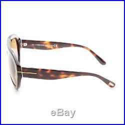 Tom Ford Men's Felix FT0589-56E 59 Brown Lens Sunglasses