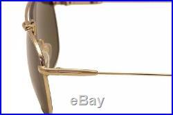 cd71e33568496 Tom Ford Men s Marlon TF339 TF 339 28N Gold Brown Polarized Sunglasses 57mm