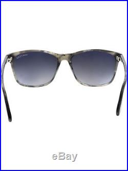 Tom Ford Men's Nicolo-02 FT0629-56B-58 Grey Rectangle Sunglasses