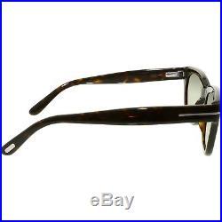 a767fb2512 Tom Ford Men s Snowdon FT0237-52N-52 Brown Square Sunglasses