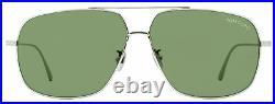 Tom Ford Navigator Sunglasses TF746D John-02 16N Palladium 63mm FT0746