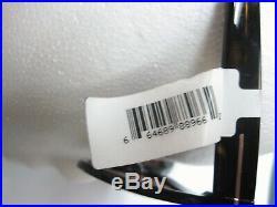 Tom Ford Nika TF523 52G Tortoise Brown Gradient Cat Eye Sunglasses 56-14-140