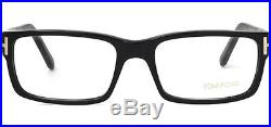 Tom Ford Optical Men's Black Eyeglasses Frames FT5013 0B5 Made In Italy