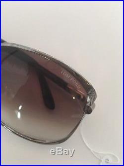 Tom Ford Oversized 70s Inspired Sunglasses