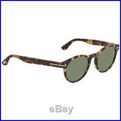 Tom Ford PALMER Green Round Men's Sunglasses FT0522-56N FT0522-56N