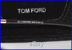 Tom Ford Penelope Sunglasses TF320 28C Rose Gold Black Smoke Mirror NEW $415