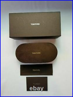 Tom Ford Penn Tf655 16a Palladium Silver Sunglasses Made In Italy