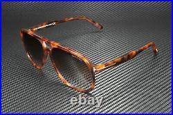 Tom Ford Raoul FT0753 53F Shiny Blonde Havana Gradt Brown 62 mm Men's Sunglasses