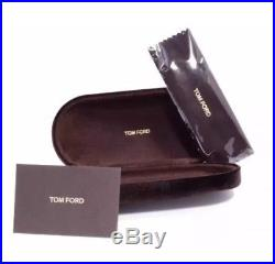 Tom Ford Ronnie Tf 439 48f Gold Black Brown Gradient Men Sunglasses Italy