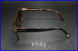 Tom Ford Snowdon FT0237 05B Black Gradient Smoke 52 mm Men's Sunglasses
