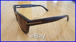 Tom Ford Snowdon Sunglasses Dark Havana FT0237 52N Size 52 James Bond Spectre