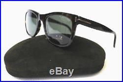 Tom Ford Sonnenbrille Sunglasses Leo FT0336/S 56R Havana Polarisiert