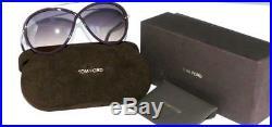 Tom Ford Sonnenbrille Tf 454 Tamara Gold Lila Damen Brille Whitney Tasche Brezel