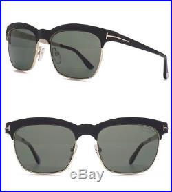 5f162c01d93 Tom Ford Sonnenbrille Tf437 Polarisiert Schwarz Gold Herren River Damen  Brille