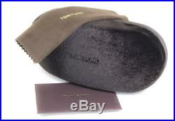 Tom Ford Square Sunglasses TF502F Amarra 01T Black 55mm FT0502F Alternative Fit