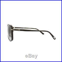 Tom Ford Sunglasses 0332 Terry 50K Dark Brown Brown Gradient