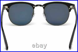 Tom Ford Sunglasses Black FT 0623 02D Polarized Laurent TF623 New Authentic