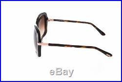 Tom Ford Sunglasses FT0323/S 52F Paloma Havana Brown Gradient