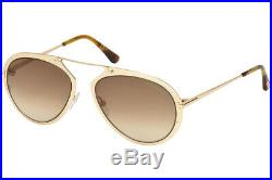 Tom Ford Sunglasses FT0508/S 28F 664689829071 RRP £259 Metal Frame