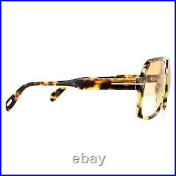 Tom Ford Sunglasses Falconer 02 FT0884 56F Havana Brown Gradient