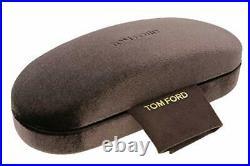 Tom Ford Sunglasses KARINA 02 FT 0612 01N 47 Black Frame / Green Lens