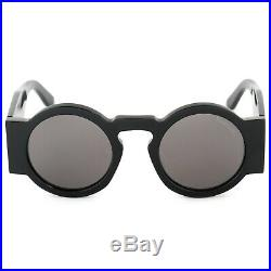 Tom Ford Sunglasses TF FT603S 01A 47 Tatiana-02 Shiny Black Frame