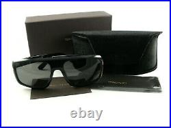 Tom Ford Sunglasses TF754 Duke 01A Black Gray FT0754/S Authentic New